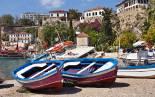 Türkei, Antalya, Hafen, Bucht, Mittelmeer, Türkische Riviera