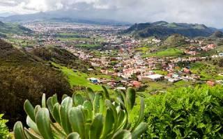 Teneriffa, Kanaren, Kanarische Inseln