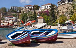 Türkische Riviera