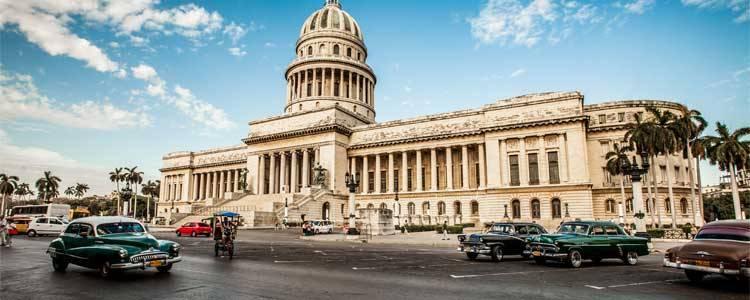 Karibik, Kuba, Havanna