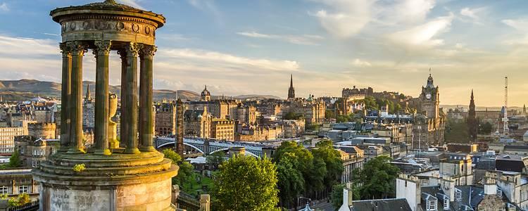 Schottland, Edinburgh, Highlander