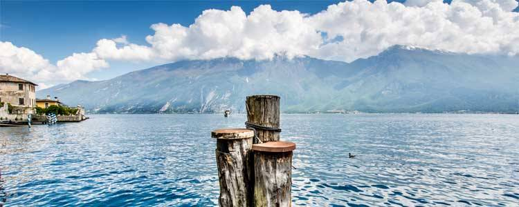 Italien, Gardasee, Gargnano