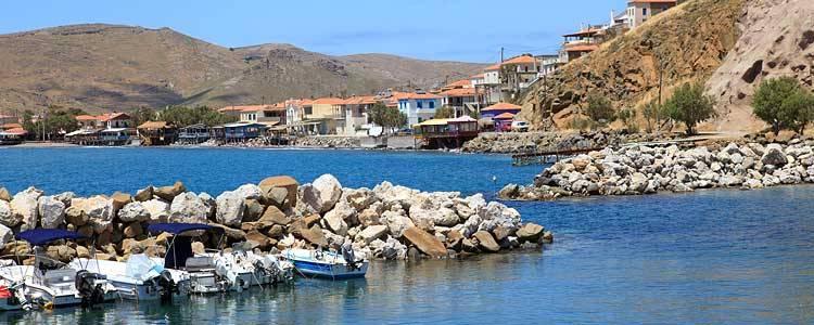 Lesbos, Griechische Inseln