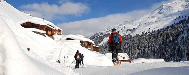 Glungezer, Tirol, Österreich