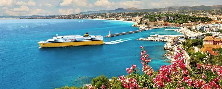 Kreuzfahrt, westliches Mittelmeer