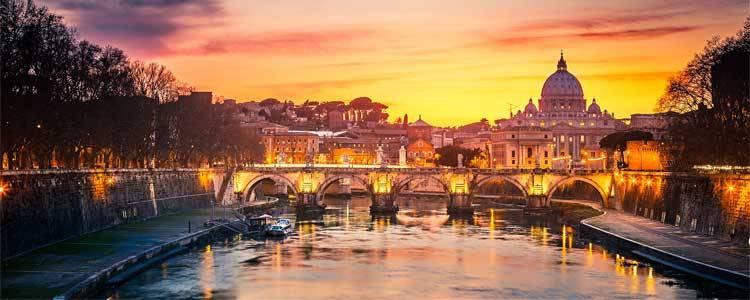 Rom, Italien, Städtereise