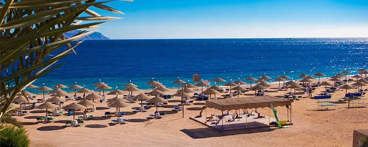 Sharm El Sheikh, Ägypten, Ghazala Beach