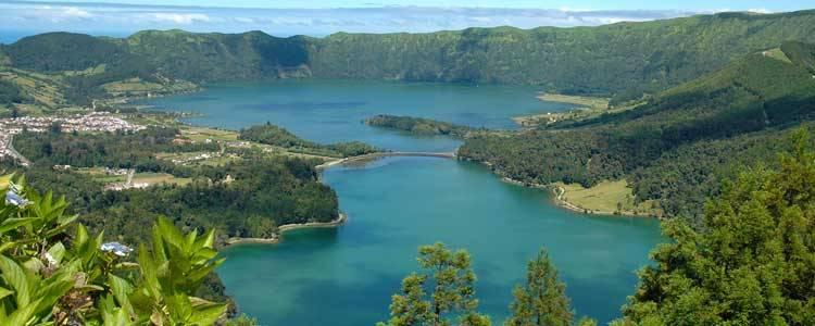 Portugal, Azoren, Rundreise