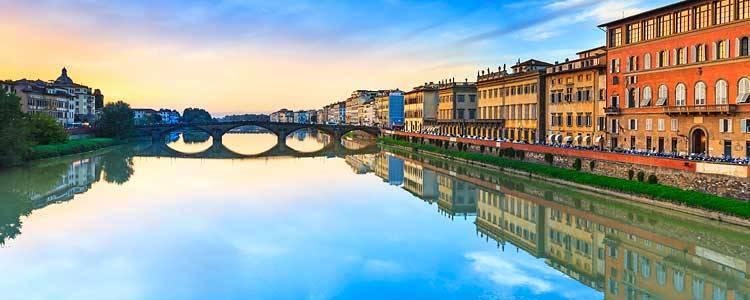 Florenz, Italien, Toskana