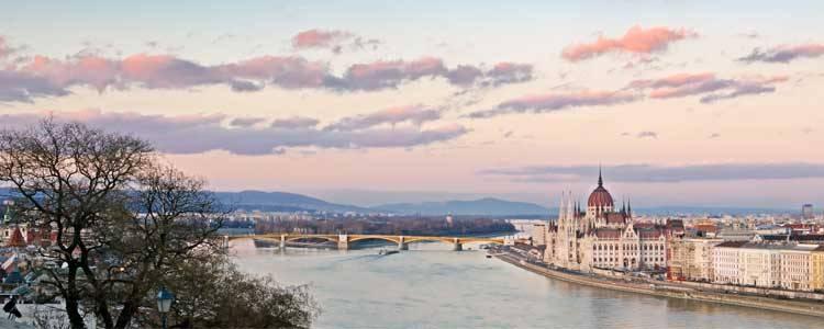 Budapest, Ungarn, Urlaub, Städtereise