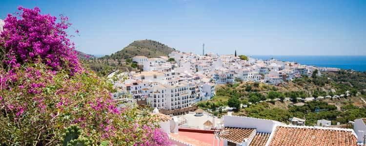 Malaga, Andalusien, Rundreise, Spanien