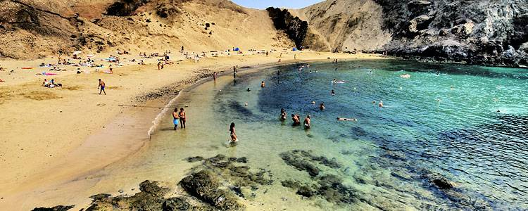 Lanzarote, Kanarische Inseln, Kanaren, Vulkaninsel