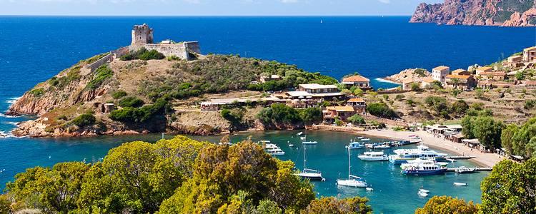 Korsika, Frankreich, Insel, Mittelmeer