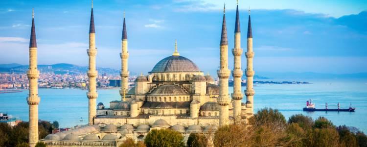 Istanbul, Türkei, Urlaubsangebot