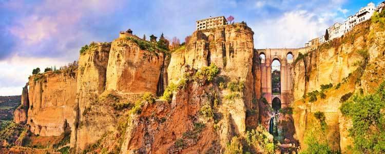 Andalusien, Spanien, Festland