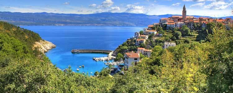 Krk, Kroatische Inseln, Kroatien, Urlaubsangebot