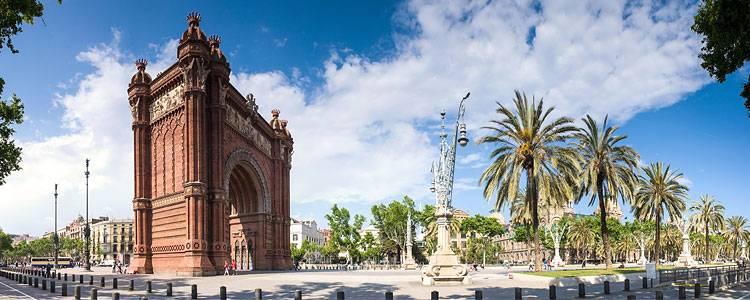 Barcelona, Spanien, Architektur, Kunst, Mittelmeer