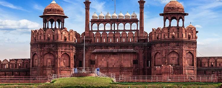Indien, Delhi, Rajasthan, Mumbai, Maharadscha