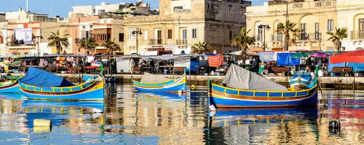 Malta, Mittelmeer, Urlaubsangebot