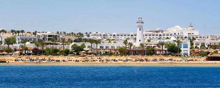 Hurghada, Ägypten, rotes Meer, Sandstrand