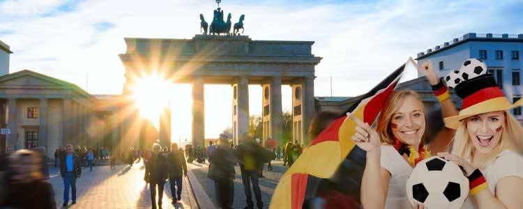 Fußball WM, Berlin, Fanmeile