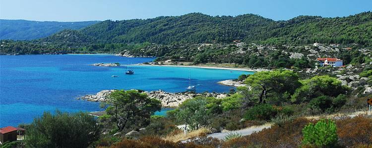 Olympische Riviera, Griechenland, Olymp, Urlaub