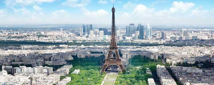 Paris, Frankreich, Eifelturm, Stadt der Liebe