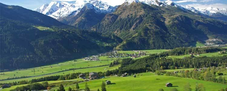 Hopfengarten, Kitzbühel, Tirol, Österreich